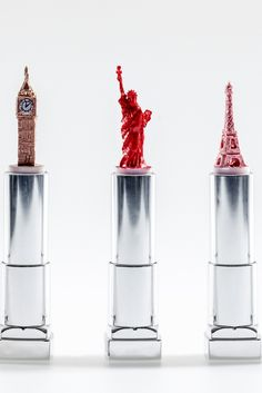 The Most Popular Lipstick Colours Around The World: Are You More Of A London Nude Or A New York Red?