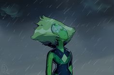 Peridot, Steven Universe
