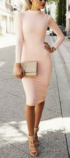 Such a chic look!