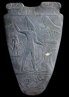 Epoca tinita- Paleta lui Narmer