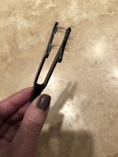 Update on Magnetic Lashes: Full Coverage Lashes! - The Full Nester Magnetic Lashes, Long Lashes, Have You Tried, Nail Clippers, Magnets