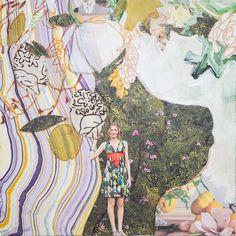 Paradise Found II by Mary Jo Major