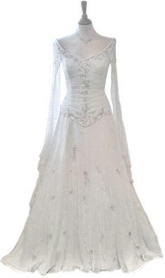 Technically a wedding dress, but I'd wear it anyway