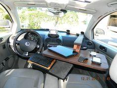All the Time. Diy Auto, Pilot Car, Gaming Room Setup, Car Office, Car Camper, Mobile Office, Car Gadgets, Mercedes Sprinter, Shopping