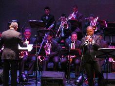 Cresta Metálica Producciones » Orquesta de Rock Sinfónico y Simón Bolívar Big Band Jazz celebran juntas en concierto