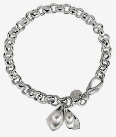Paletti Jewelry Avia silver bracelet @ wedding blog BLACK.bling.WHITE