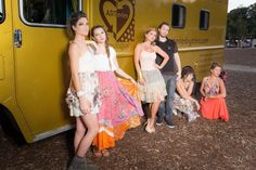 Friends to lean on and Fashion to rock by ARTeries Mobile Boutique.