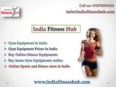 India Fitness Hub- Best Online Fitness Store  #Online_Sports_India #Gym_Equipment_India #Fitness_Equipments_India