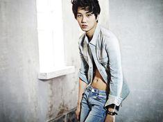 exo | EXO-K's Kai for Calvin Klein Jeans Accessories |