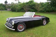 1947 Alfa Romeo Cabriolet