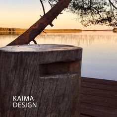 Kelo Chair by Kaima Design