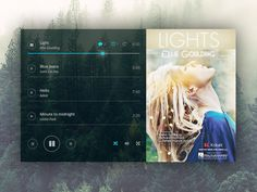 64 Ideas For Music Player Design User Interface Medium Music Logo, Music App, Logo Design, App Design, Graphic Design, Bond, Ui Design Inspiration, Daily Inspiration, Design Ideas