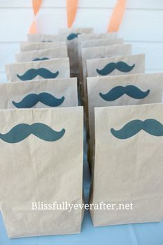Little Man Mustache Bash {1st Birthday Party}  https://alaboard.com/