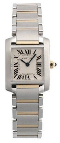 d997c980280 New and Discounted Cartier Tank Francaise Ladies Watch FREE Overnight  Shipping. Authentic and Genuine Cartier Tank Ladies Watches.