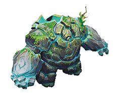 The Art of League of Legends - Blue Buff