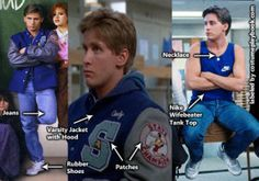 breakfast club cosplay - Google Search