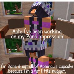Aph~Being Zane:la la la la la Zane: seriously Aphmau Characters, Minecraft Characters, How To Train Your, How Train Your Dragon, Phoenix Drop High, Aphmau My Street, Aarmau Fanart, Aphmau Memes, Aphmau And Aaron