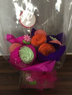Bath Bomb Bouquet a great gift for any occasion x
