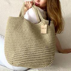 Diy Crochet Purse, Crochet Purse Patterns, Crochet Purses, Easy Crochet, Unique Crochet, Extra Large Tote Bags, Jute Bags, Market Bag, Etsy