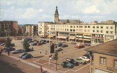 NijmegenPlein 1944, gelukkig alweer heel lang geleden.