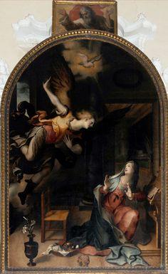 L'Annunciazione di Montorio nei Frentani: perché un angelo
