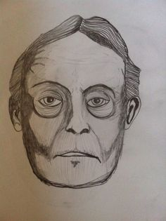 Albert Fish sketch from a few years back.
