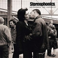 Stereophonics - Performance and Cocktails Vinyl LP February 3 2017 Pre-order