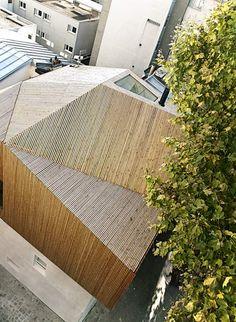 one storey house addition - paris - mir + nicolas hugoo - photo julien lanoo