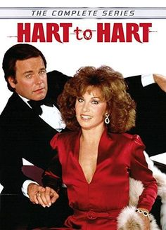 Robert Wagner & Stefanie Powers & Various-Hart To Hart: The Complete Series