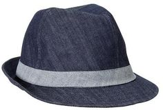 Gap Denim Fedora on ShopStyle