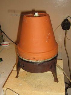 Простая муфельная печь Pottery Kiln, Table Lamp, Ceramics, Lighting, Rockets, Decorating Ideas, Home Decor, Google, Ceramica