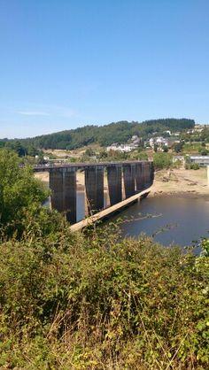 Bridge to Portomarin