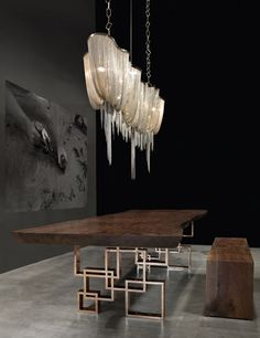 Hudson Furniture and lighting - See more contemporary lighting inspirations http://www.brabbu.com/en/inspiration.php