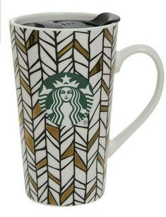 2017 Starbucks HAWAII Bird of Paradise Tumbler Christmas Holiday Ornament 2 OZ