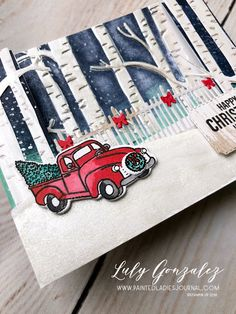 Painted Ladies Journal: Christmas Holiday Blog Hop Painted Ladies, Christmas Holidays, Christmas Vacation