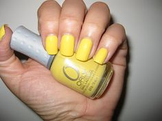 Orly Spark (Daffodil Yellow)