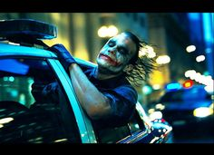 All three films in Christopher Nolan's Batman saga are covered in this list of Dark Knight Trilogy trivia. There is no other trilogy quite like The Dark Knight. Der Joker, Heath Ledger Joker, Joker Art, Joker Images, Joker Pics, The Dark Knight Trilogy, Batman The Dark Knight, Batman Dark, Viggo Mortensen