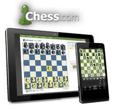 Jouons aux échecs online!