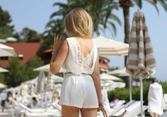 17 Beautiful Sexy Playsuits for Your Spring Summer Look - bmodish.com