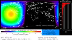 Space Weather Alert: Major Solar Flare And GeoEffective Coronal Mass  Ejection From   Geomagnetic Storm Watch Issued