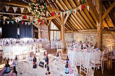 Grittenham Barn Wedding Venue