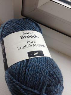 Ravelry: hanwellknitter's Blacker Yarns English Merino DK