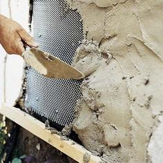 How to Repair Cracks and Holes in Stucco | For the Home ...