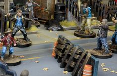 Image result for the walking dead all out war miniatures game