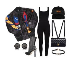 """Untitled #337"" by milly-oro on Polyvore featuring The Row, Been Trill and Chanel"