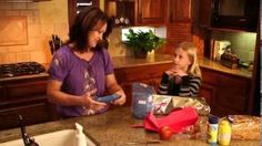 Norwex - YouTube - Out to lunch Snack and Sandwich Bags