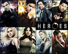 Heroes - this was the first live action TV show that I followed, and it will…