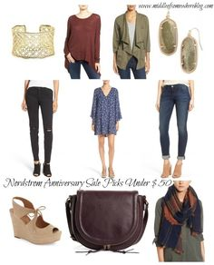 Middle of Somewhere: Nordstrom Anniversary Sale Favorites Under $50 + Santa Fe Fashion Week VIP Ticket Giveaway