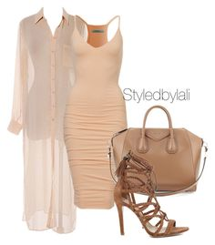 """""""Untitled #169"""" by styledbylali on Polyvore featuring Givenchy and Schutz"""