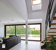 Hol / przedpokój, styl nowoczesny - zdjęcie od DOMY Z WIZJĄ - nowoczesne projekty domów